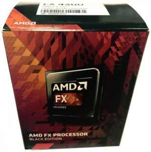 AMD FX-4300 AM3+ Bulldozer Processor CPU