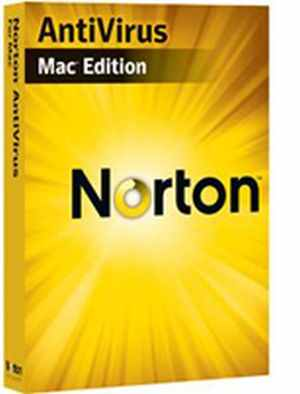 Symantec Norton Antivirus 11.1 for Mac MACINTOSH CD