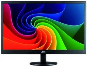 "AOC 15.6"" LED TFT Screen Monitor"
