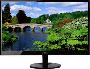 AOC 21.5 inch LED Monitor