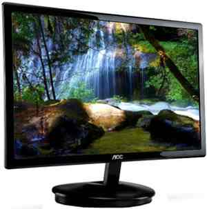 AOC 18.5 inch LED Monitor