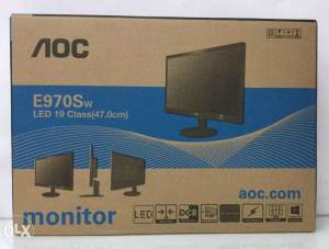"ACER 18.5"" inch LED TFT WideScreen Monitor"
