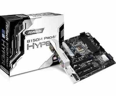 ASRock B150M Pro4 Hyper LGA 1151 6th/7th Generation Supported Intel Motherboard