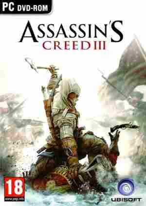 Assassin's Creed III PC Games DVD