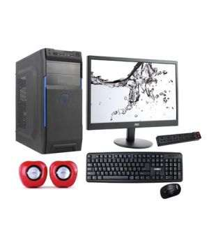 Assembled Desktop PC with TFT for Home & Office Computer