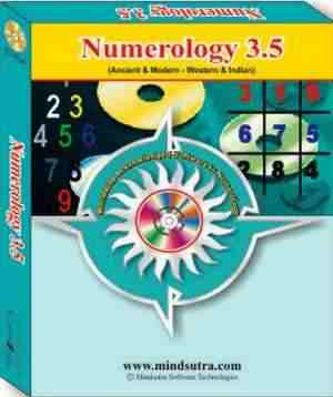 Numerology 3.5 Hindi English Astrology Software