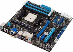 ASUS F2A85-M Motherboard for AMD Processors