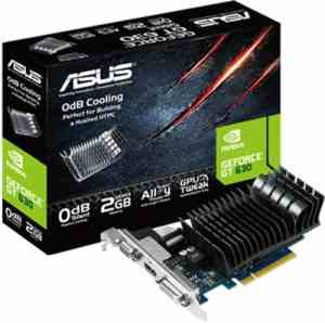 Asus NVIDIA GT 630 2 GB DDR3 Graphics Card