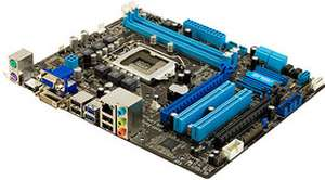 ASUS P8B75-M LE Motherboard