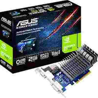 Asus GT 710 2GB DDR3 64-Bit NVIDIA GeForce Gaming/Graphics Card