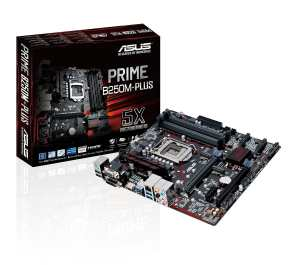 Buy ASUS PRIME B250M-PLUS Motherboard@lowest Price Asus B250M-PLUS Motherboard Online Computer Market Shop ASUS B250M-PLUS ATX Motherboard best offers list