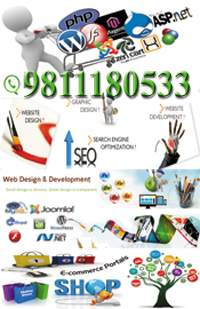 For Website Solution call : 9811180533