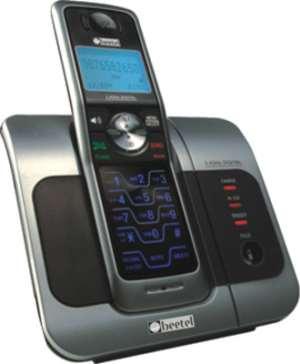 692fb9f3c4f Beetel X67 Cordless Landline Phone