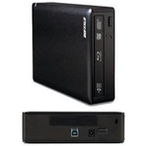 BUFFALO External USB 2.0 Blu-ray BD-ROM & DVD Drive