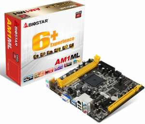 Biostar AM1ML AMD Motherboard