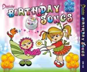 Birthday Songs in English Video CD