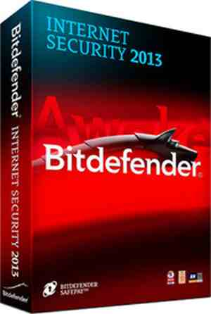 Bitdefender Internet Security 2013 1 PC 1 Year