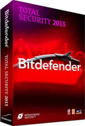 Bitdefender Total Security 2013 1 PC 3 Years