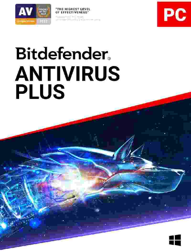 Bitdefender 2020 Antivirus Plus Software