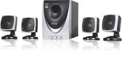 Bond IT3050 4.1 Multimedia with FM, USB & Remote Control Woofer Speaker - Click Image to Close