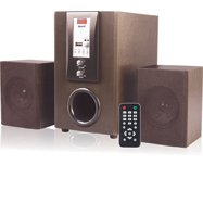 Bond IT1850 2.1 Multimedia with FM, USB & Remote Control Woofer Speaker