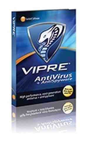 VIPRE Antivirus + Antispyware 2011 CD