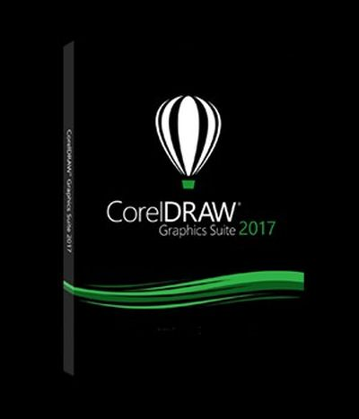 Corel Draw Graphics Suite 2017 1 User (Subscription Mandatory) ESD Software