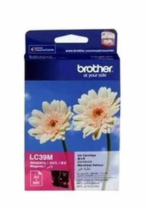 Brother LC 39M Magenta Ink Printer Cartridge - Click Image to Close