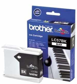 Brother LC 57BK Black Ink cartridge