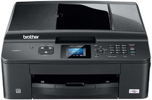 Brother MFC J430W Multifunction Inkjet Printer