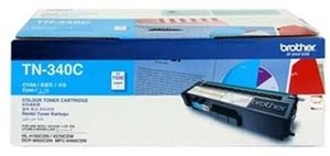 Brother TN 340C Toner cartridge