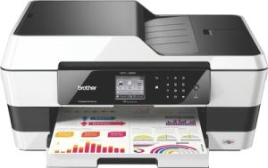Brother - MFC J3520 Single Function Inkjet Printer