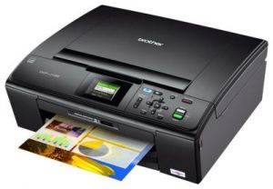 Brother DCP J125 Inkjet Multifunction Printer