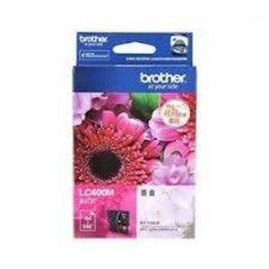 Brother LC 400M Magenta Ink cartridge