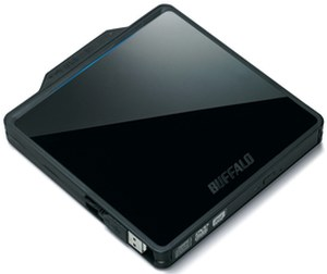 Buffalo MediaStation 8x External USB Portable DVD Writer