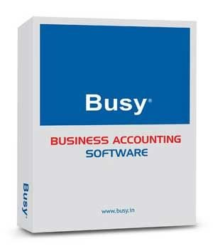Busy 14.x Single User Basic Edition Accounting Software CD