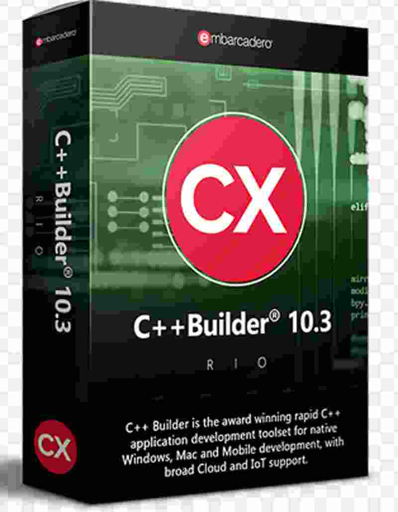 C++ BUILDER XE7 AE Software