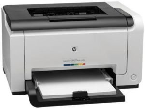 HP CP1025nw LaserJet Pro Wireless wifi Color Printer