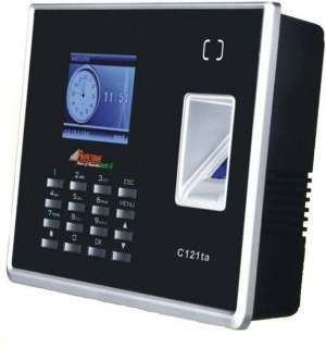 REALTIME C121TA BIOMETRIC ECO SERIES RFID CARD BASED ATTENDANCE SYSTEM