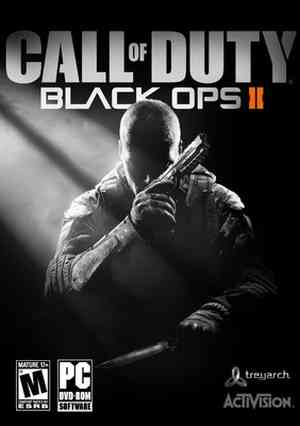 Call Of Duty: Black Ops II PC Games DVD