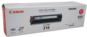Canon 316m Toner Cartridge | Canon 316M Magenta Cartridge Price@Canon 316m Toner Cartridge Market Shop - HelpingIndia