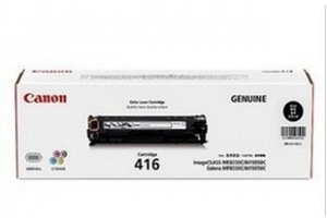 Canon 416 Black Printer Toner Cartridge