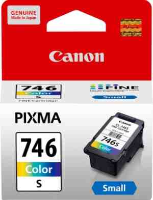 Canon 746 Ink | Canon CL 746S Cartridge Price@Canon 746 Ink Cartridge Market Shop - HelpingIndia
