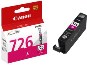 Canon 726M Magenta Ink | Canon CLI-726M Magenta Tank Price 23 Oct 2018 Canon 726m Ink Tank online shop - HelpingIndia