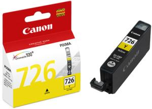 Canon 726Y Ink Tank | Canon CLI-726Y Yellow Tank Price 6 Dec 2019 Canon 726y Ink Tank online shop - HelpingIndia