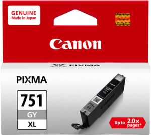 Canon 751XL GY Grey Ink Cartridge