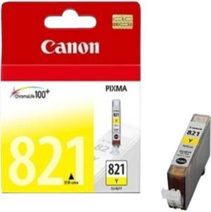 ▷Canon 821 Yellow Ink | Canon CLI 821Y cartridge Price@Canon 821 Ink cartridge Market Shop - HelpingIndia