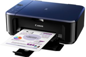 Canon PIXMA Ink Efficient E510 Multifunction Inkjet Printer