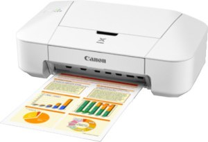 Canon iP2870 Single Function Inkjet Printer