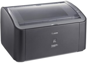 Canon Laser Shot LBP 2900B Laser Beam Printer